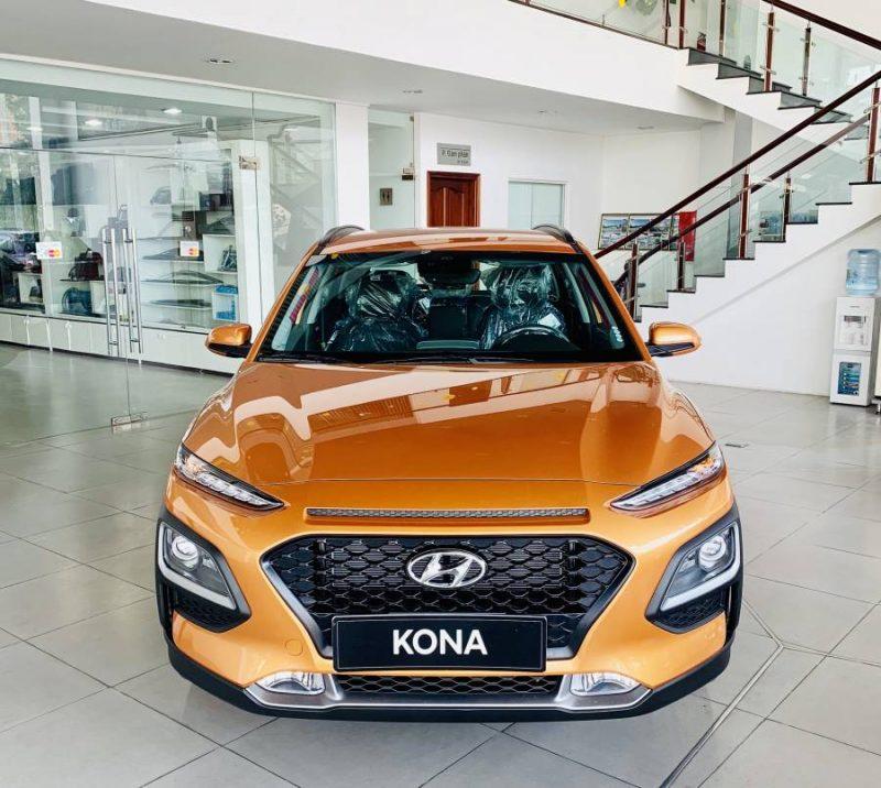 Hyundai Kona 2020 màu cam